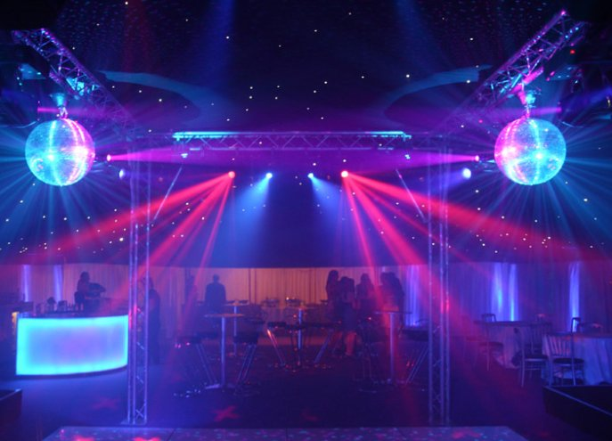 Lighting For Parties