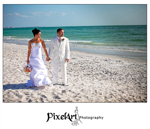 4 Reasons Why You Want a Sarasota / Bradenton Beach Wedding