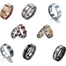 How to Choose the Perfect Men's Wedding Bands