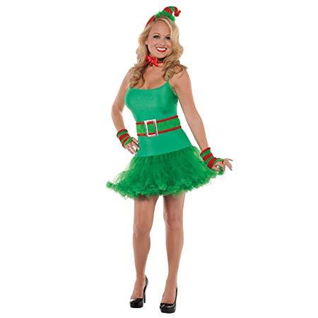 naughty-elf-costume