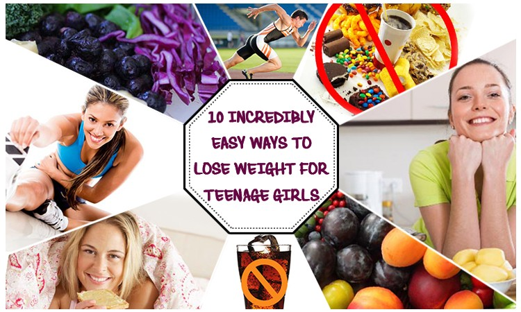 lose weight for teenagers