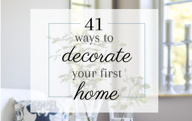 41-ways-to-decorate-home
