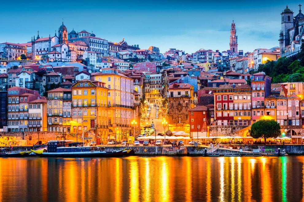 Lisbon Twilight