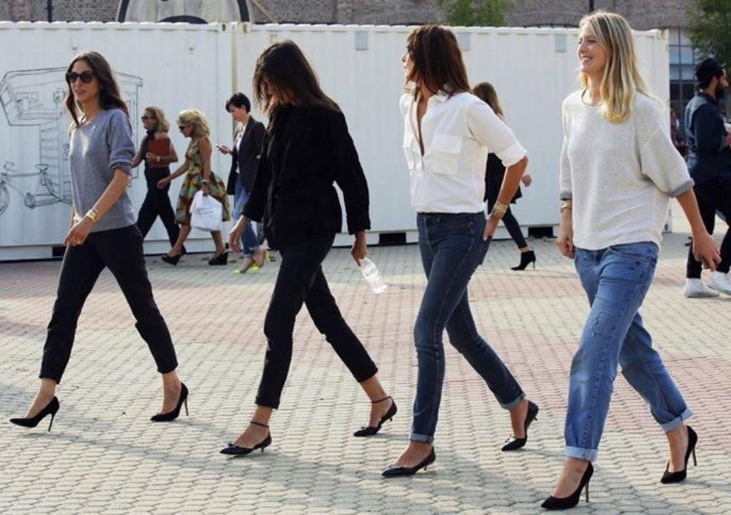 paris female fashion