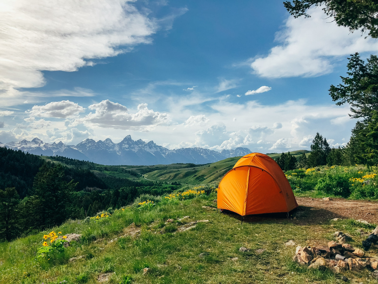 7 Vital Tips for Your First Solo Camping Adventure