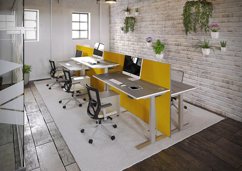 Homely Office Design