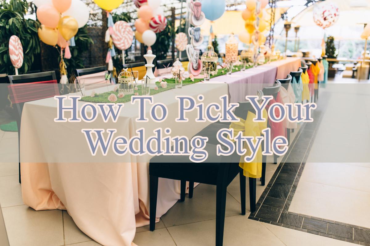 how-pick-wedding-style