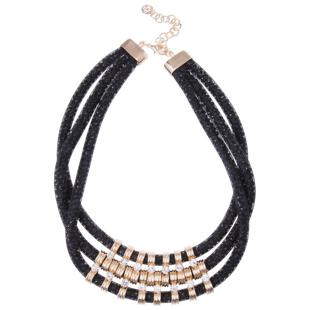 The Right Way to Wear Statement Necklaces