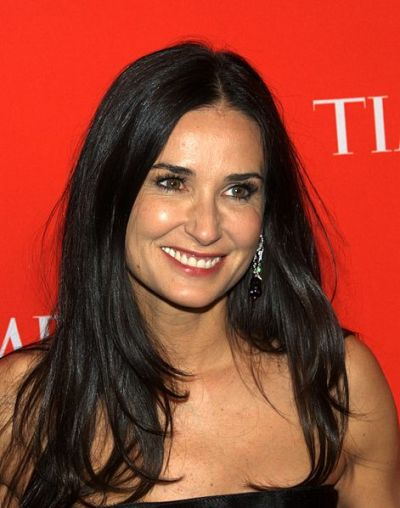 Actress Demi Moore Back in Rehab