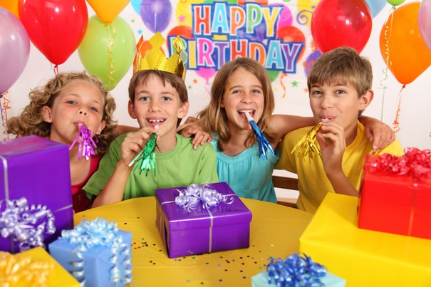 Great Kids Party Themes for Summer Birthdays