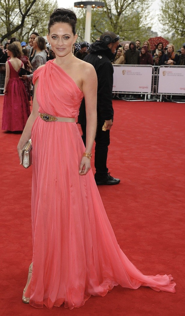 2013 TV Bafta's Best and Worst Dressed Awards