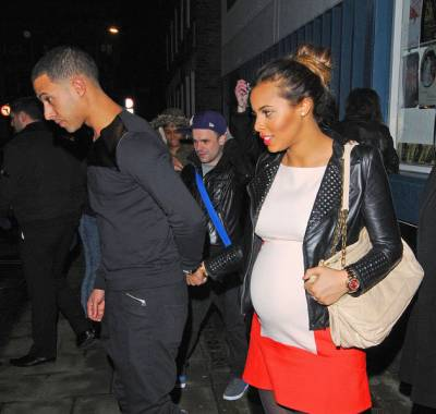 Congratulations to Rochelle and Marvin Humes!  It's a Girl!!