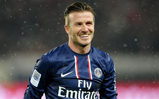 David Beckham Announces Retirement from Football