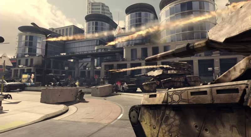 Call of Duty is Back ADVANCED WARFARE