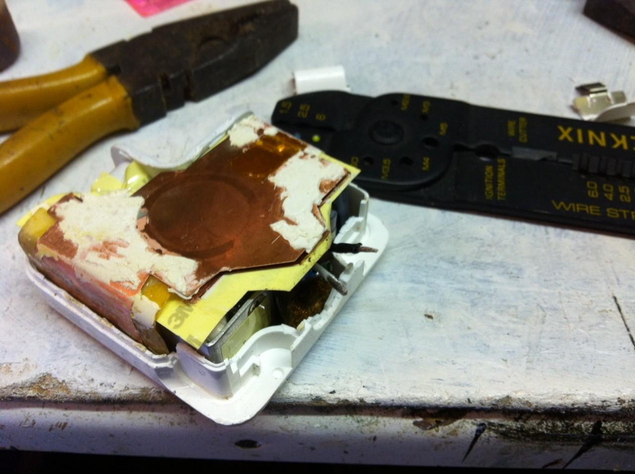 Repair Macbook Air Power Cable