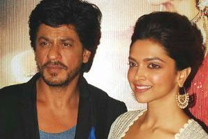 Shahrukh Khan Feels Protective about Deepika Padukone!