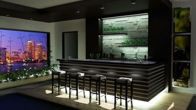 Creating Your Own Home Bar
