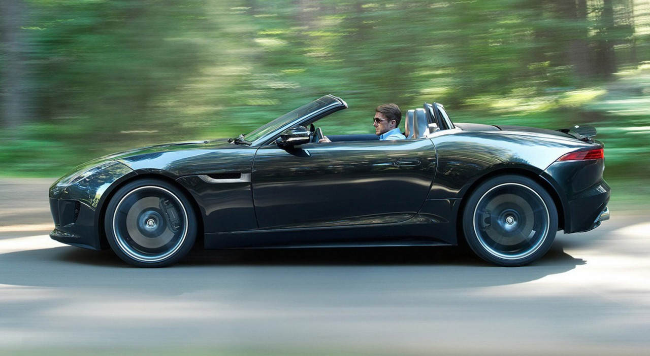 Style 2014: The New Jaguar F- Type