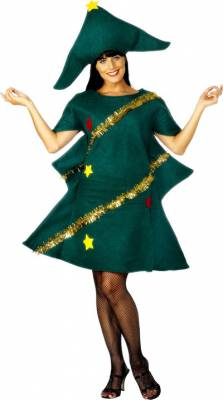 Homemade Christmas Costume Ideas