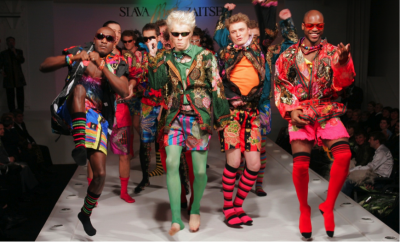 Be Bold with 2013's Loudest Fashion Trends