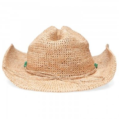 11e529e865293 From Harvey Nash and via the house of Mellissa Odabash this cowboy number  elle raffia cowboy hat will match a great deal of outfits and is likely to  last ...