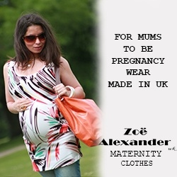 Designer made for you Stylish Maternity Wear from Zoe Alexander