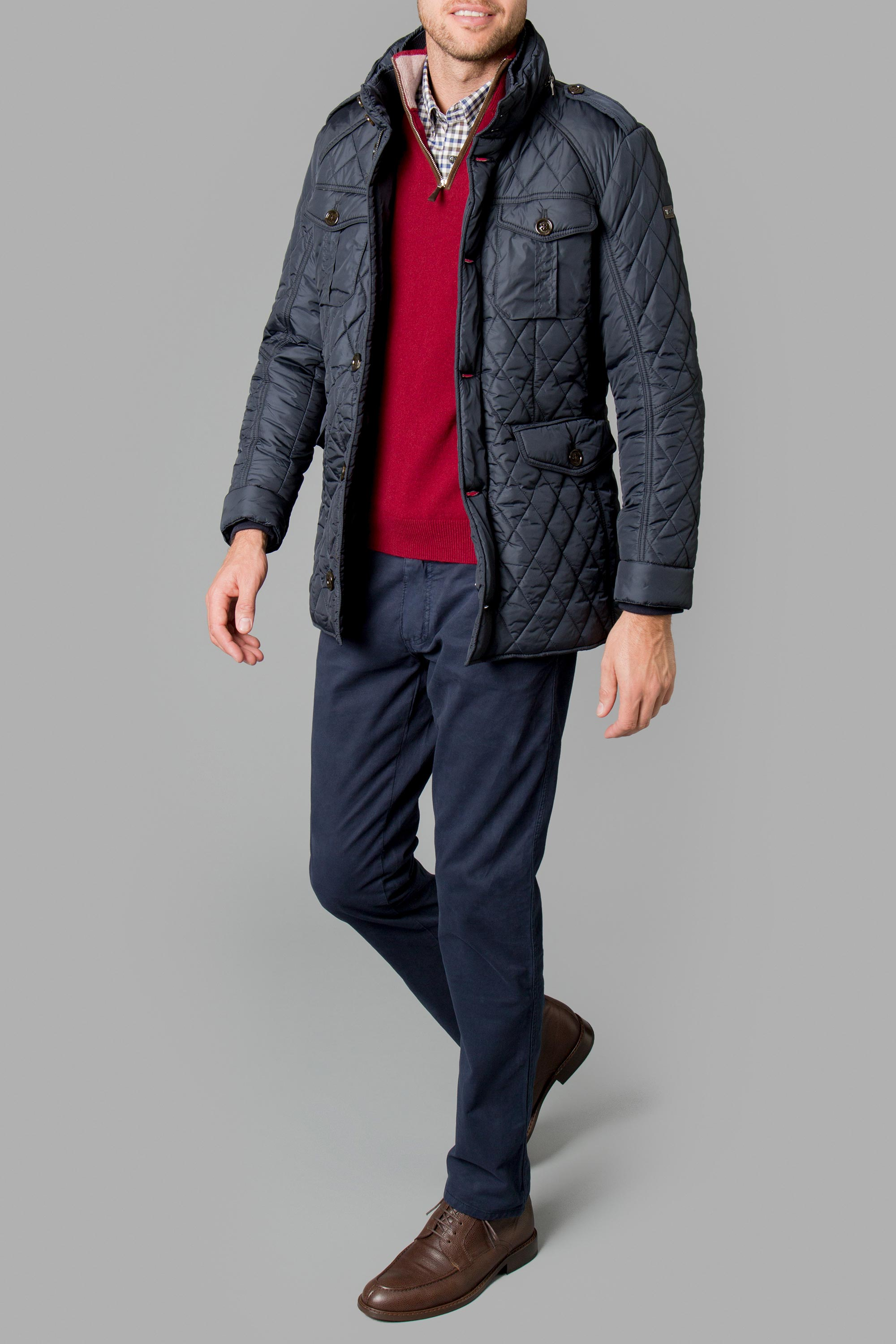 hacket jackets - you pay more but get the style and detailing inside