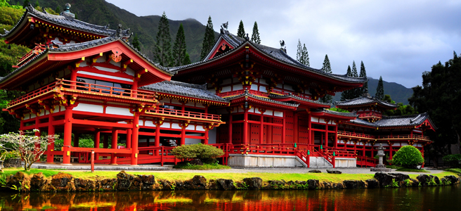 Byodo-In-Temple-Japan