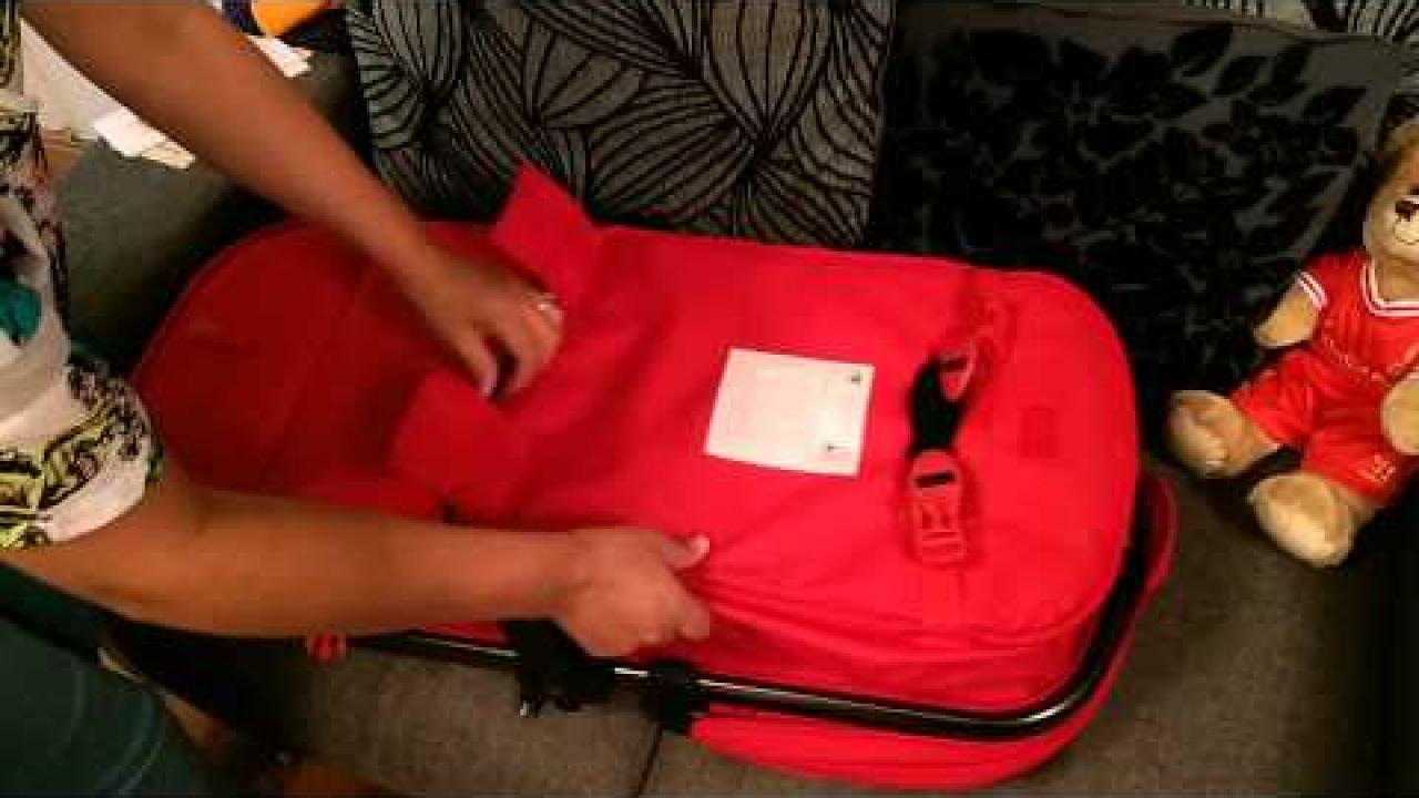 Mothercare orb pram to pushchair how to