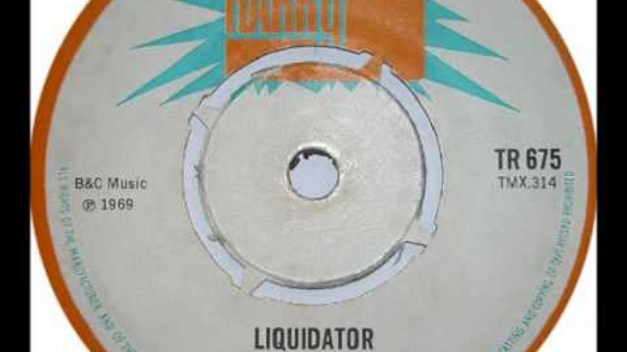 HARRY J.ALL STARS....LIQUIDATOR
