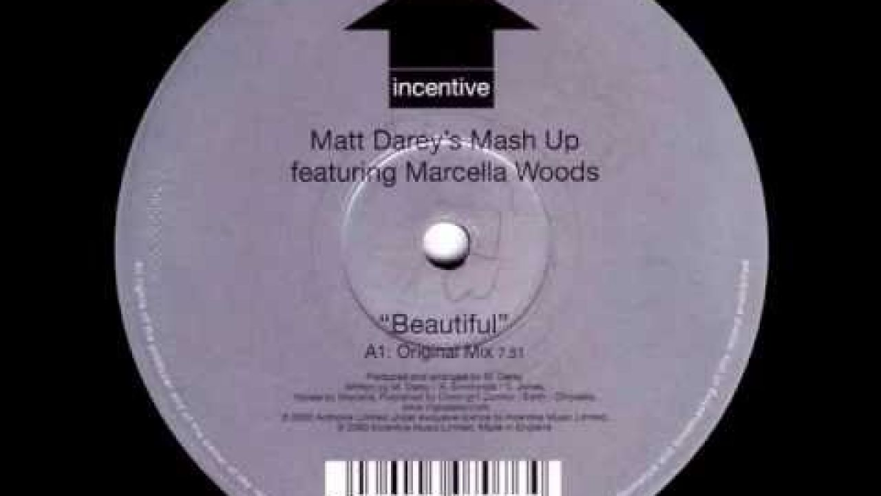 Matt Darey Feat. Marcella Woods - Beautiful (Original Mix) [Incentive 2000]