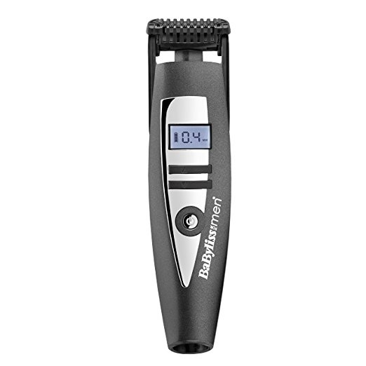 BaByliss iStubble+ Beard Trimmer for Men