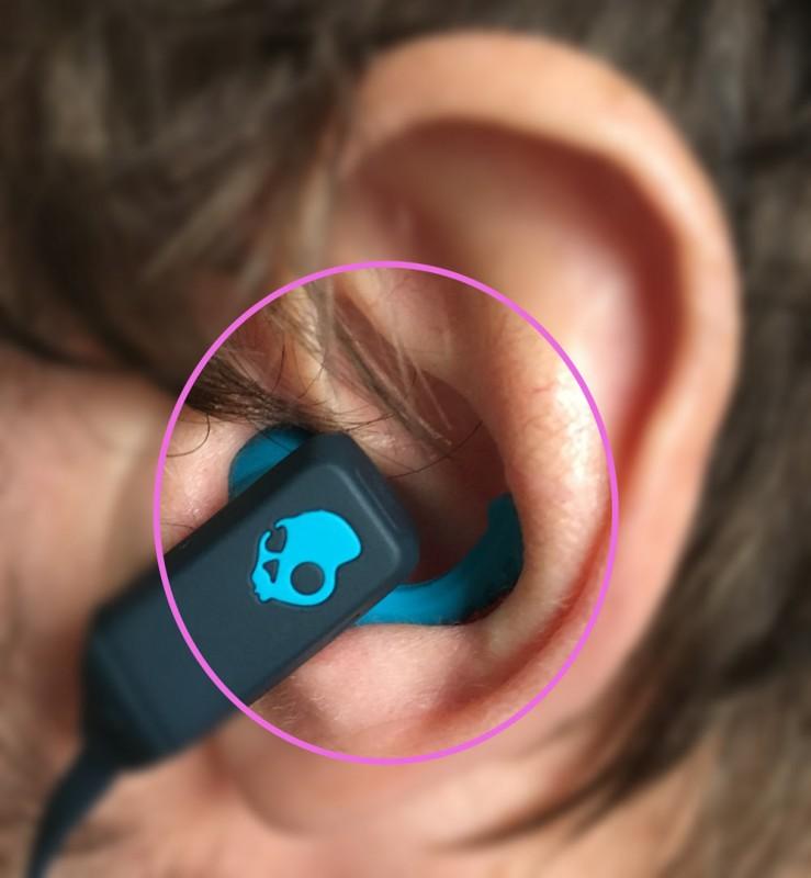 xt free in ear detail