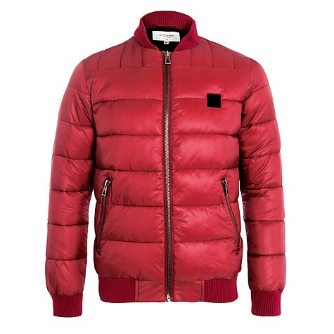 ELEVEN PARIS RED JACKET