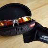 Sunglasses presentation
