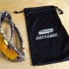 Soft bag and sunglasses