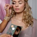 Smoky, Shimmery Makeup for Parties