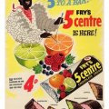 Bring back Fry's Five Centres Campaign