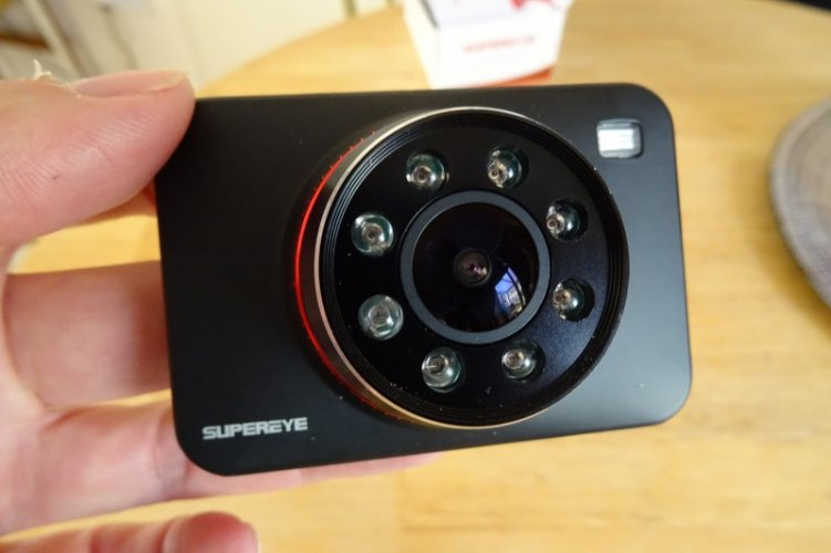 supereye dash cam review blackbox dvr hd car camera