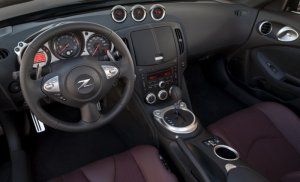 The all-new 2010 Nissan 370Z Roadster