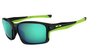 Oakley chainlink grey smoke jade sunglasses