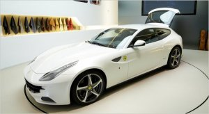 Ferrari FF Style and Practicality ?