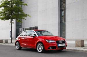 Parkers awards Audi A1  Best Small Hatchback in its New Car Awards
