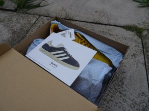 Adidas Gazelle Trainers Loafers or Shoes