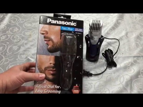 panasonic er gb40 hair and beard trimmer wet and dry. Black Bedroom Furniture Sets. Home Design Ideas