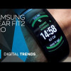 Samsung Gear Fit 2 Pro - Hands On Review