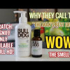 Bulldog Beard Oil and Conditioner -  48 Year Old Beard Virgin's REVIEW!
