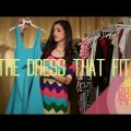 How to Choose a Dress That Fits Your Body Type