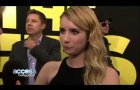 Emma Roberts Dishes On We're The Millers' 'Hilarious' Kissing Scene