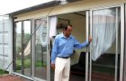 Container Home demonstrated in Costa Rica